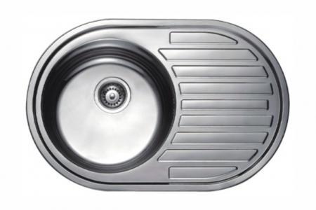 5077-96(металлическая мойка)