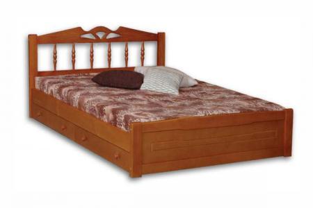 Азалия (деревянная кровать)