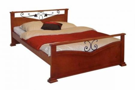 Золушка (ковка, деревянная кровать)
