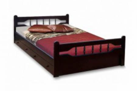Крокус (деревянная кровать)