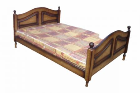 Европа+ (деревянная кровать)