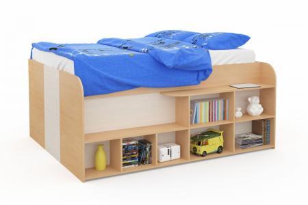 Д-909 (деревянная детская кровать)