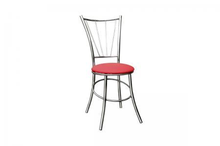 Кристалл круг (кухонный металлический стул)