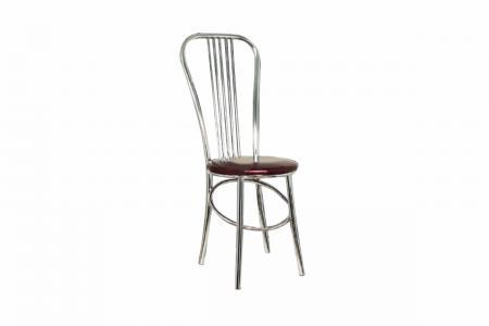 Арфа круг (кухонный металлический стул)