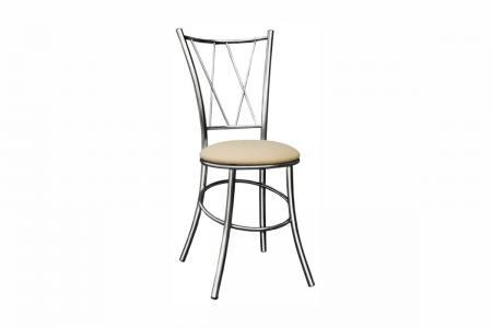 Диез круг (кухонный металлический стул)