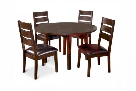Харви (деревянная столовая группа)