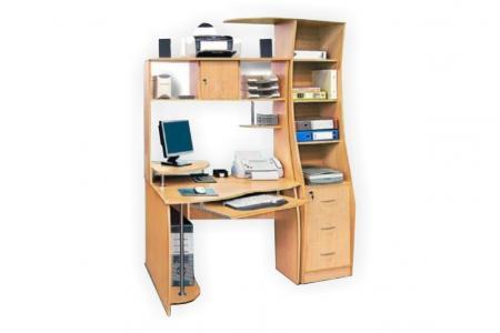 СК-2 (компьютерный стол, ЛДСП)