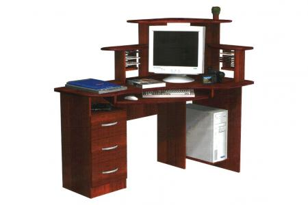 СКУ-4 (компьютерный стол, ЛДСП)