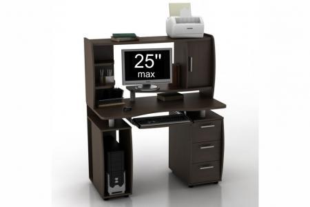 КС-12М (компьютерный стол, ЛДСП)
