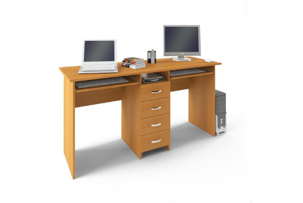Письменный стол для школьника - 82 фото современных моделей .
