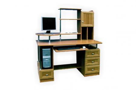 Валенсия-2 (компьютерный стол, ЛДСП)