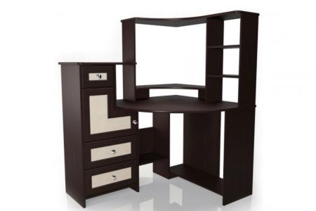 Мебелайн-7 (компьютерный стол, ЛДСП)