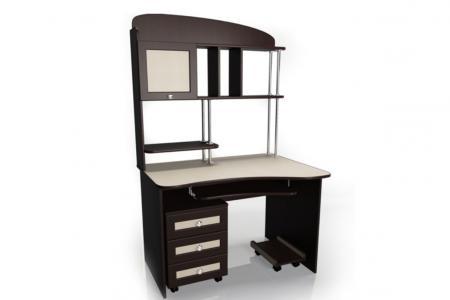 Мебелайн-16 (компьютерный стол, ЛДСП)