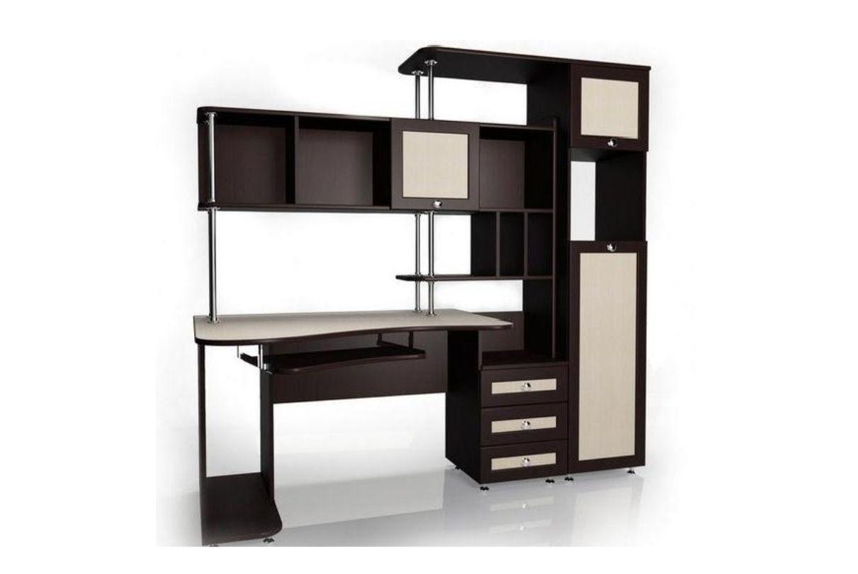 """Купить мебелайн-17 (компьютерный стол, лдсп - """"мебелайн"""") в ."""