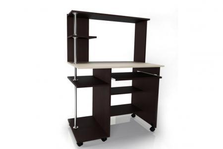 Мебелайн-23 (компьютерный стол, ЛДСП)