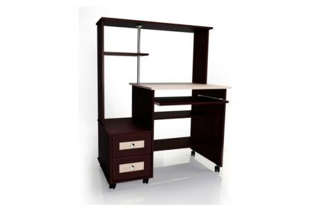 Мебелайн-26 (компьютерный стол, ЛДСП)