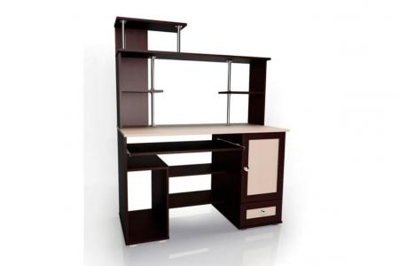 Мебелайн-29 (компьютерный стол, ЛДСП - «Мебелайн»)