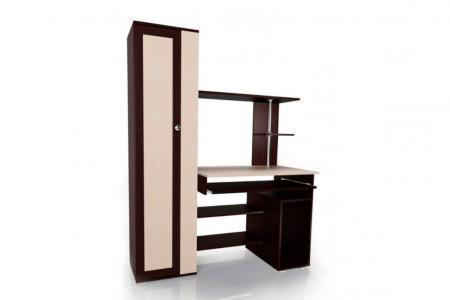 Мебелайн-31 (компьютерный стол, ЛДСП)