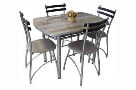 Премьер (раскладной кухонный стол, постформинг)