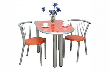 Беседа (кухонный стол, МДФ / пластик)