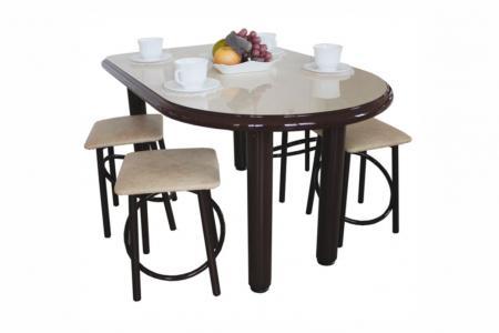 Малыш-Беседа (детский кухонный стол, МДФ / пластик)