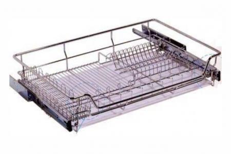 Сушилка в нижний шкаф (корзина для кухни)