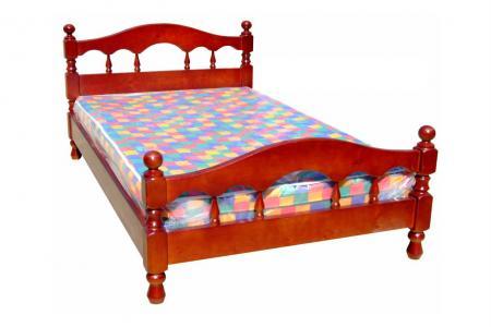Точеная (деревянная кровать)