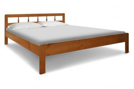 Икея (деревянная кровать)