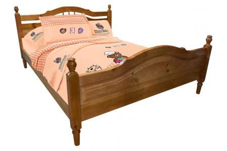 Исида (деревянная кровать)