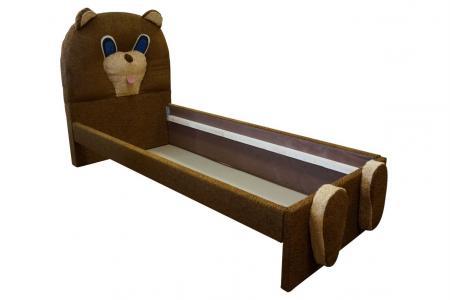 Медвежонок (детская мягкая кровать)