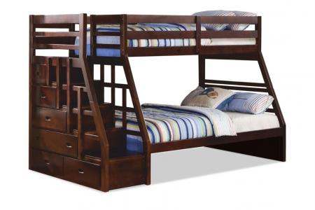 Эпиона (деревянная детская двухъярусная кровать)